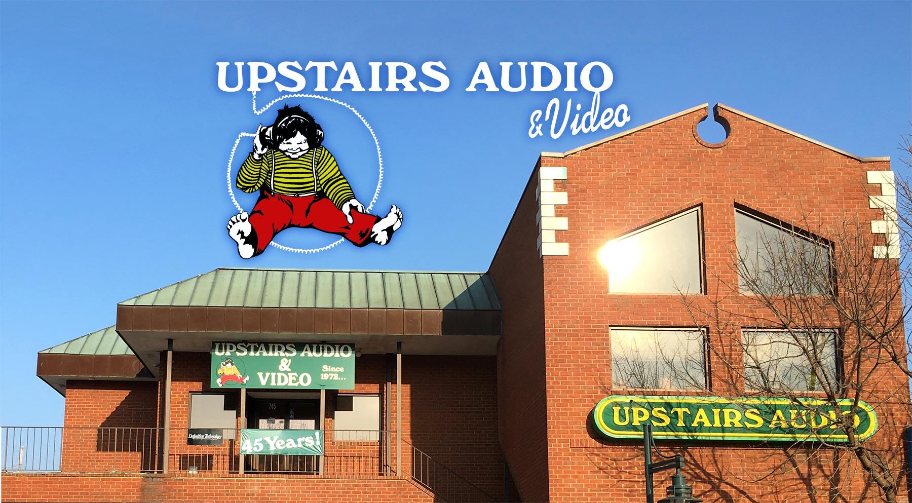 Upstairs Audio & Video