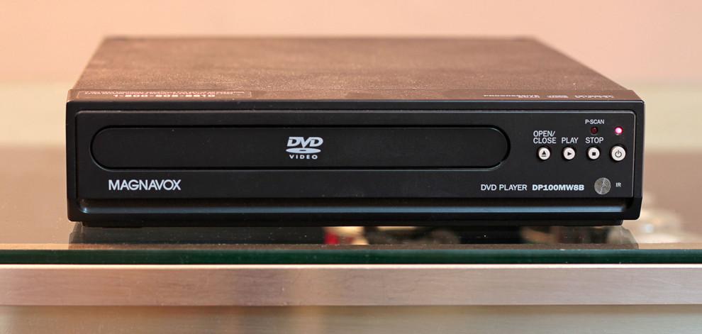 magnavox dp100mw8b dvd player rh upstairsaudio com Code for Magnavox DVD Magnavox DVD Player